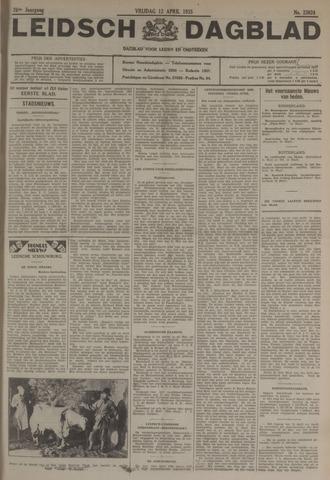 Leidsch Dagblad 1935-04-12
