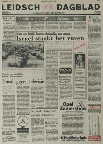 Leidsch Dagblad 1982-06-11
