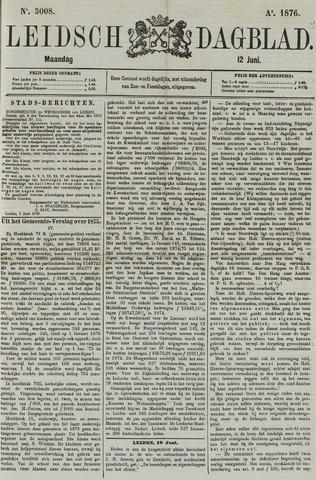 Leidsch Dagblad 1876-06-12