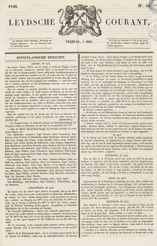 Leydse Courant 1846-05-01