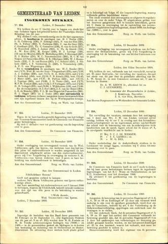 Handelingen van de Raad 1899-12-08