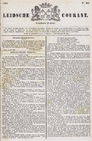 Leydse Courant 1879-07-12