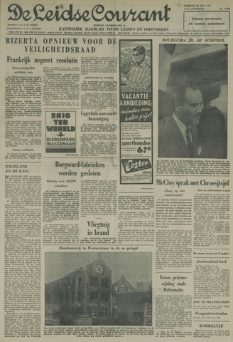 Leidse Courant 1961-07-28
