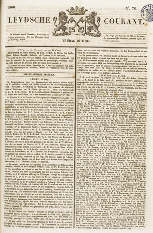 Leydse Courant 1860-06-29
