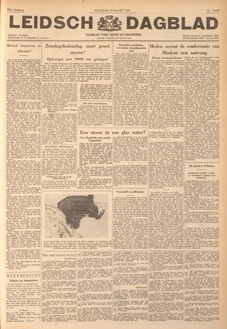 Leidsch Dagblad 1947-03-10
