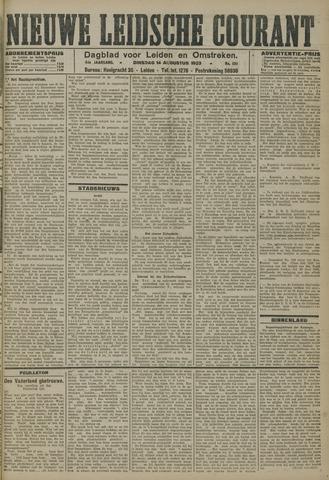 Nieuwe Leidsche Courant 1923-08-14