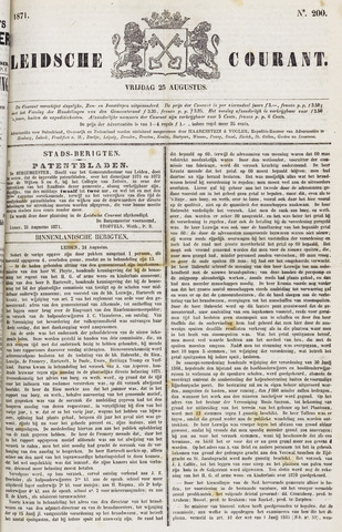 Leydse Courant 1871-08-25