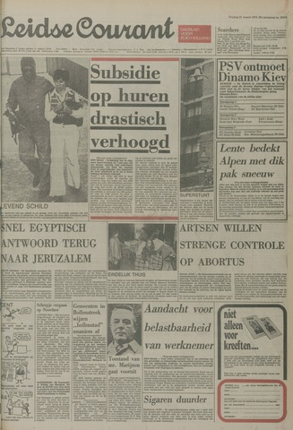 Leidse Courant 1975-03-21