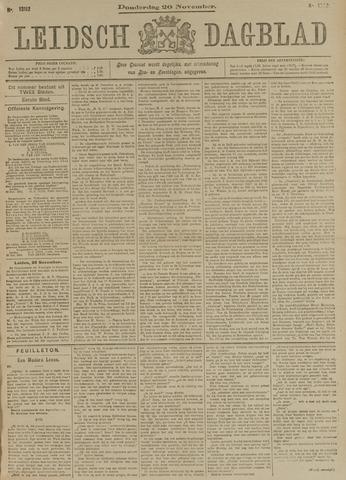 Leidsch Dagblad 1902-11-20