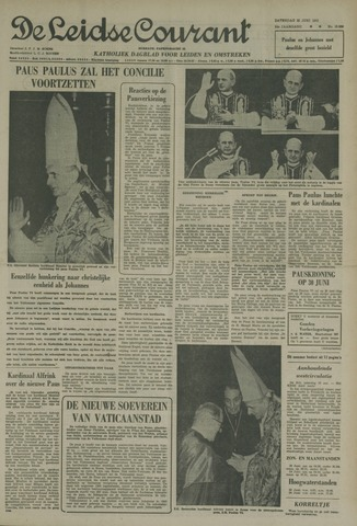Leidse Courant 1963-06-22