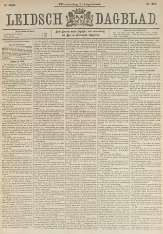 Leidsch Dagblad 1894-08-01