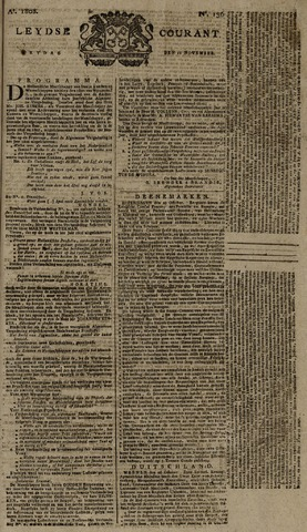 Leydse Courant 1808-11-11