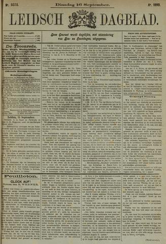 Leidsch Dagblad 1890-09-16