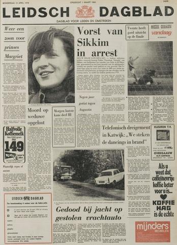 Leidsch Dagblad 1975-04-10