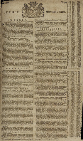 Leydse Courant 1766-08-18