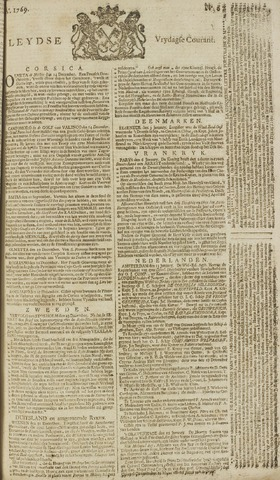 Leydse Courant 1769-01-13