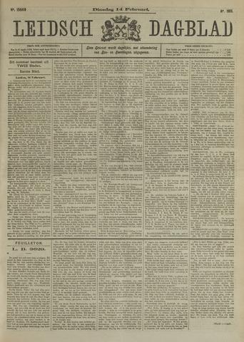 Leidsch Dagblad 1911-02-14