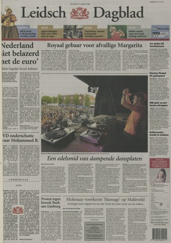 Leidsch Dagblad 2005-05-02