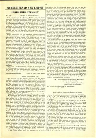 Handelingen van de Raad 1927-09-22