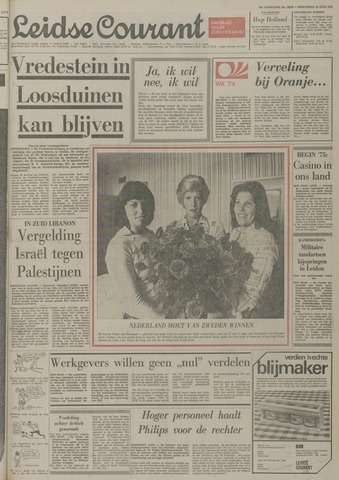 Leidse Courant 1974-06-19