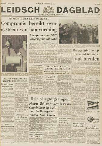 Leidsch Dagblad 1962-11-24