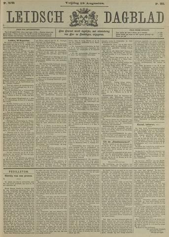 Leidsch Dagblad 1911-08-18