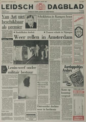 Leidsch Dagblad 1982-10-13