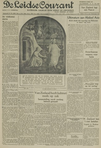 Leidse Courant 1950-04-08