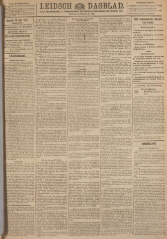 Leidsch Dagblad 1923-04-23