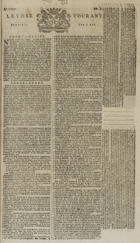 Leydse Courant 1790-05-19