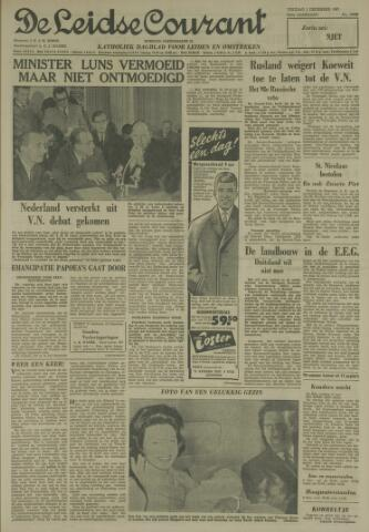 Leidse Courant 1961-12-01