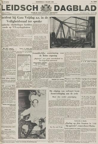 Leidsch Dagblad 1955-03-03
