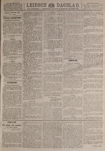 Leidsch Dagblad 1919-11-04