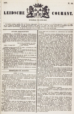 Leydse Courant 1877-01-16