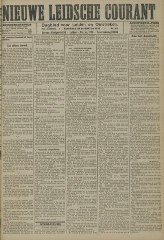 Nieuwe Leidsche Courant 1923-08-25