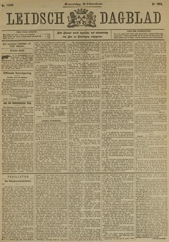 Leidsch Dagblad 1904-10-08