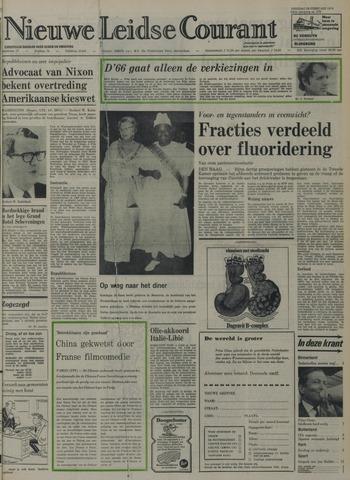 Nieuwe Leidsche Courant 1974-02-26