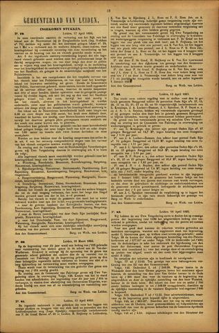 Handelingen van de Raad 1893-04-17