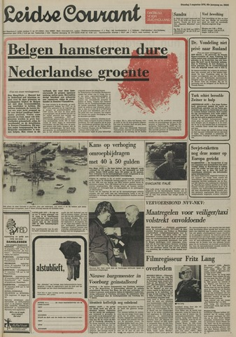 Leidse Courant 1976-08-03