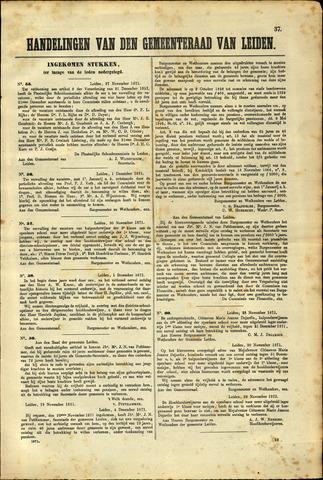 Handelingen van de Raad 1871-11-27