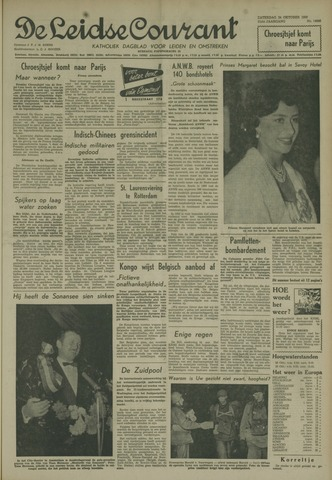 Leidse Courant 1959-10-24