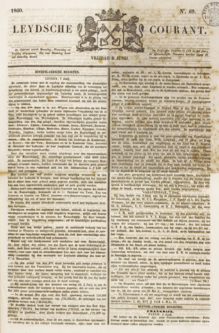 Leydse Courant 1860-06-08