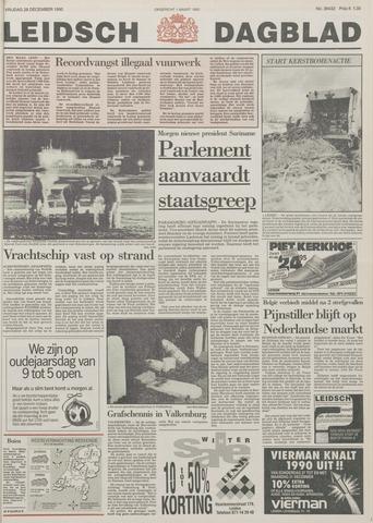 Leidsch Dagblad 1990-12-28