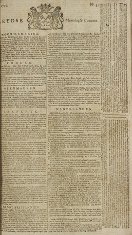Leydse Courant 1770-07-30