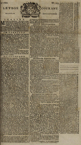 Leydse Courant 1802-09-20