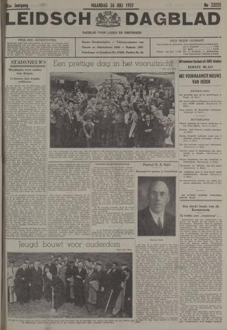 Leidsch Dagblad 1937-07-26