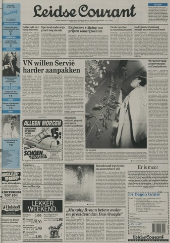 Leidse Courant 1992-05-29