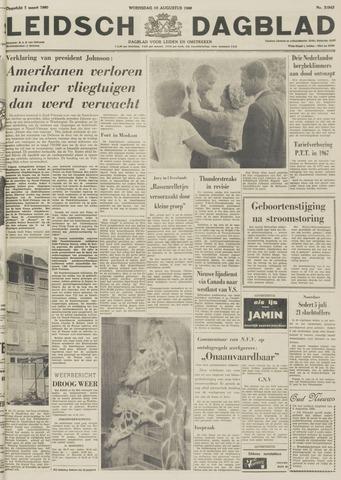 Leidsch Dagblad 1966-08-10