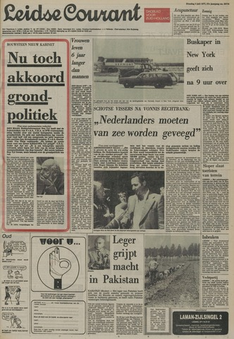 Leidse Courant 1977-07-05