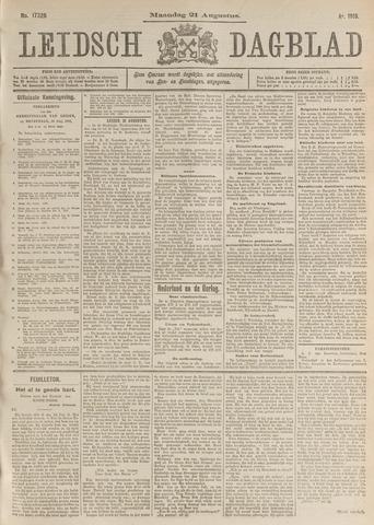 Leidsch Dagblad 1916-08-21